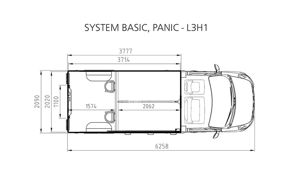 Basic / Panic system